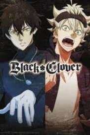 Black Clover 2017