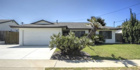 1539 Tamarack Avenue, Carlsbad, CA  92008